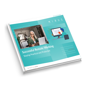 Successful Remote Working eBook icon - Mirus IT